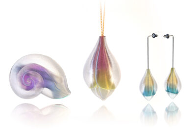 Propracované autorské šperky
